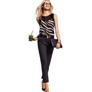 CAbi #5078 black trousers